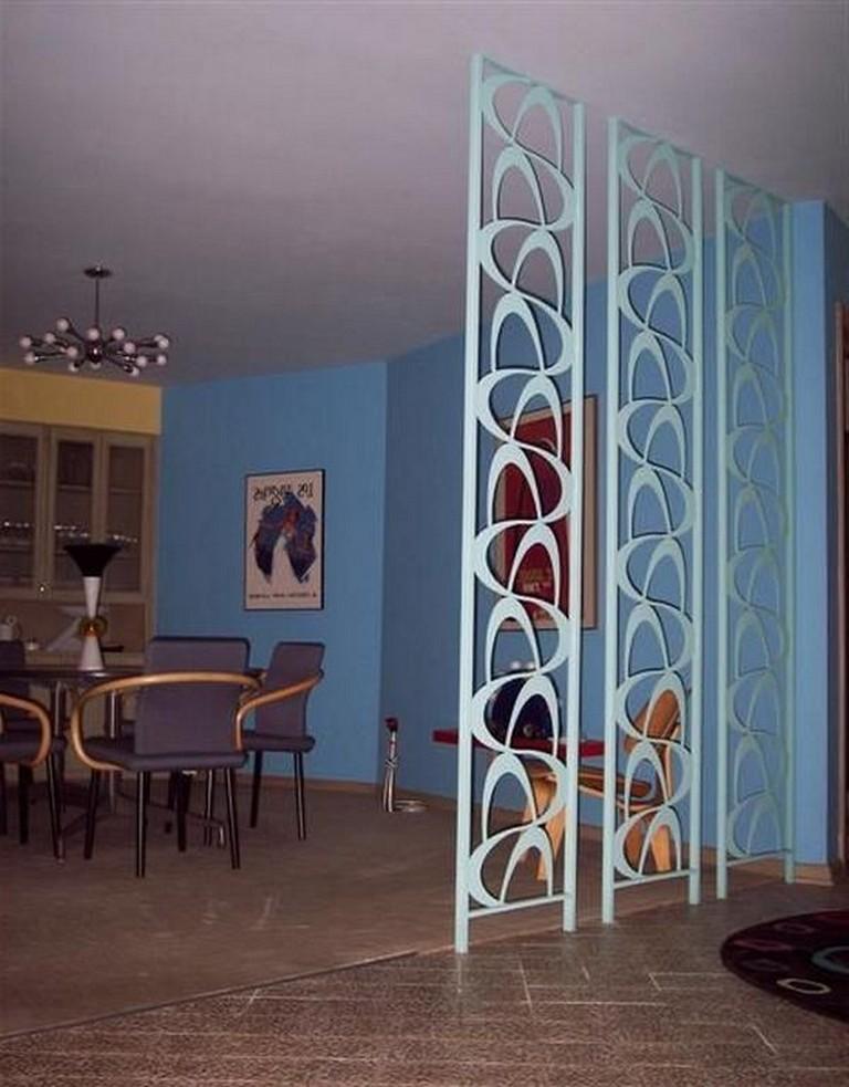 35+ Inspiring Mid Century Modern Room Divider Decorating ...
